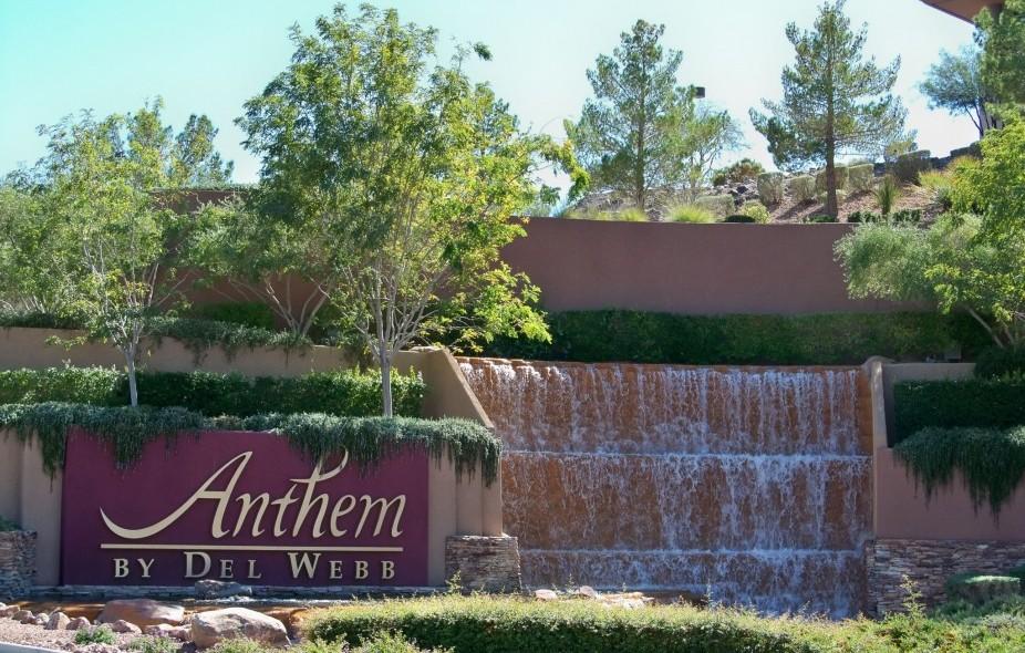 Anthem Homes For Sale